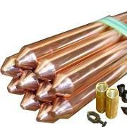 供应铜包钢接地棒价格、铜包钢接地棒规格型号图片