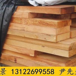 沧州红雪松板材批发图片