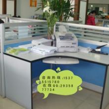 合肥带屏风办公桌,隔断办公桌,屏风组合电脑桌图片