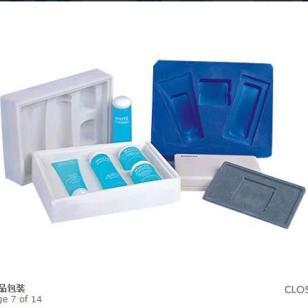 上海超雅吸塑盒化妆品包装厂家定制图片