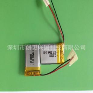 052030行车记录仪录音笔聚合物电池图片