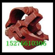 新疆扣件厂家低价出售玛钢扣件图片
