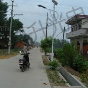 村庄亮化工程厂家太阳能路灯图片图片