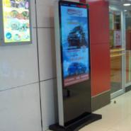 宁夏液晶电视广告机22寸液晶广告机图片