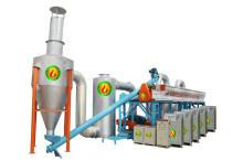 供应新型流水线木炭机 首特宏发木炭机