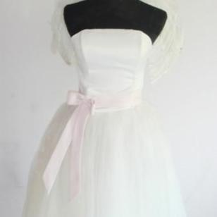 薇薇服装女士长短款婚纱晚礼服出租图片