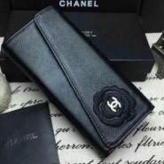 Chanel香奈儿山茶花长款钱包图片