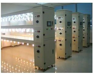 LED寿命测试系统图片