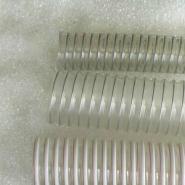 透明食品钢丝管图片