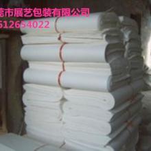供应白色工艺蜂巢棉纸18克白棉纸厂家批发