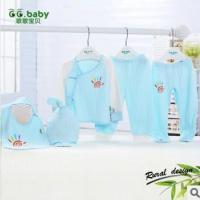 歌歌宝贝新生婴儿礼盒5件套装