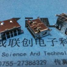 供应A母90度DIP沉板10.0破板/插件式USB