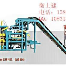 供应韶山市砌块机模具丨型号JF-QT10-15B 韶山市砌块机模具建丰制砖机批发