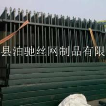 安平泊驰供应锌钢护栏栅栏 艺术围栏 别墅小区栅栏批发