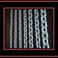 20锰钢起重链条标准规格-合金钢图片