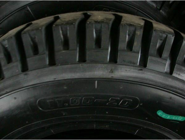 农用三轮车水波花纹轮胎1000-20销售