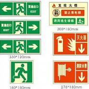 安全出口标牌图片