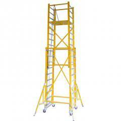供应绝缘升降平台梯厂家