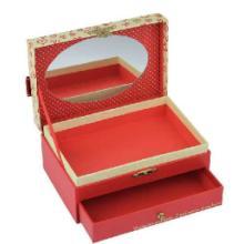 供应礼品包装盒木制首饰盒化妆品盒