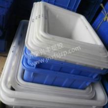供应济南一次滚塑成型塑料方箱水箱