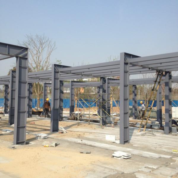 深圳钢结构廊架工程【钢结构廊架】钢结构廊架安装工程