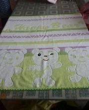 儿童专用毛巾被生产厂家/儿童巾被批发价格/保定儿童巾被经销商图片