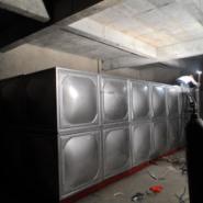24T消防水箱专业现场制作质量保证图片