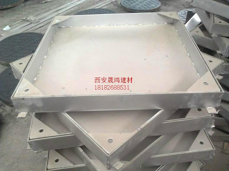 供应汉中不锈钢井盖批发找西安晟鸿建材