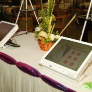 天津市会议签约仪式手写电子签到机图片