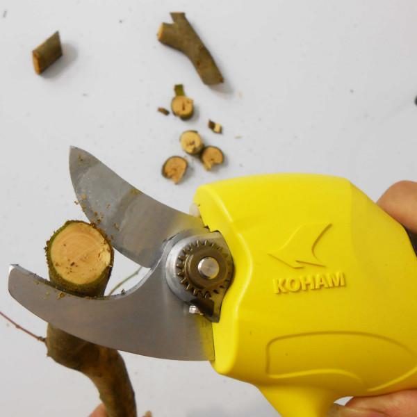 供应五洲电动修枝剪、园林园艺电动树枝修剪剪刀批发