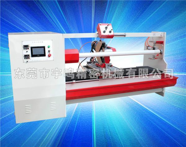 供应厂家低价销售胶带分切机全自动切台图片