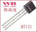 供应双向可控硅BT131图片