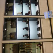 供应鞋包展柜/展柜测量/专卖店柜台