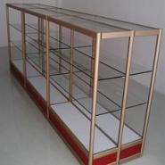 铝钛合金展示柜图片