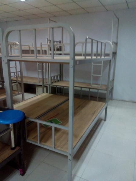 郑州钢制上下双层床图片
