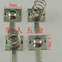 供应AAA电池五金弹簧片电池盒弹簧片制造商。质量优质价廉