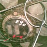 供应老款E90电子扇/尾灯总成全车拆车件