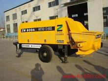 供应汉中地区混凝土泵租赁
