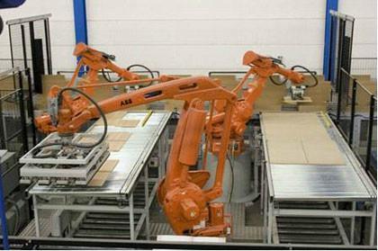 供应顺德ABB码垛搬运机器人