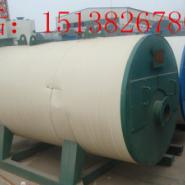 1吨卧式燃气蒸汽锅炉图片