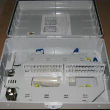供应48芯插片式/法兰型光纤配线箱光纤分纤箱批发