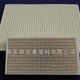 供应烤炉专用,用于蓄热,节能的红外线蜂窝陶瓷片(规格200X140MM)
