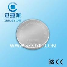 供应LIR2032充电电池