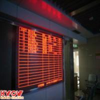 供应银行F3.75室内双色显示屏/生产厂家