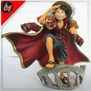 海贼王之Q版超炫的陆飞手办玩具图片
