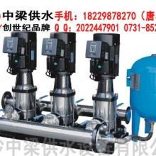 供应变频恒压供水设备功能特点