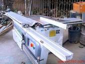 木工厂机械打包回收/专业木工机械回收图片