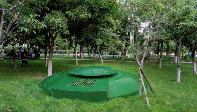 供应江苏地埋式一体化污水处理设备-沃利克环保0