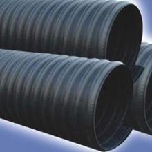 供应陕西煌盛HDPE钢带增强型螺旋波  钢带增强螺旋波纹管 报价表 西安批发低价处理批发