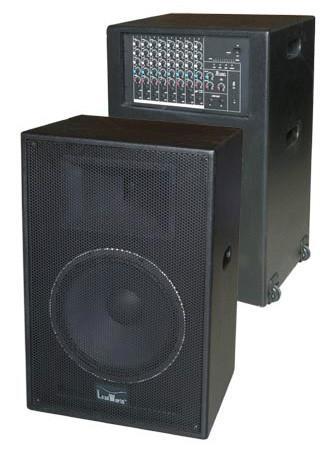 舞台音响图片 舞台音响样板图 舞台音响 河南灯光音响设备专卖公司